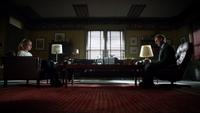 6x02 Emma Swan Archie Archibald Hopper bureau cabinet du Docteur soucis angoisses visions