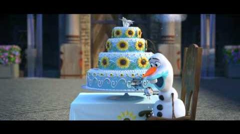 La Reine des Neiges Une Fête Givrée - Bande-annonce officielle