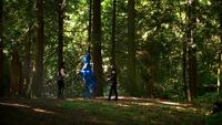 2x05 forêt Rumplestiltskin Reine Regina licorne apprentissage magie