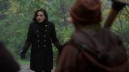 6x10 Regina Mills Grincheux Uchronie nains questions Emma peur Méchante Reine