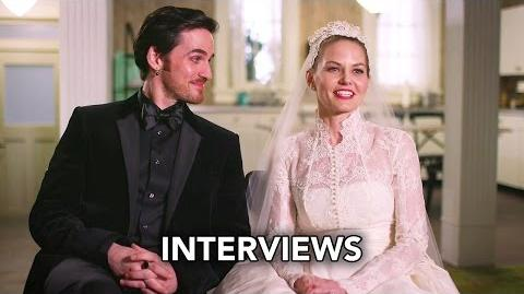 "Once Upon a Time 6x20 Cast Interviews ""The Song in Your Heart"" (HD) - Musical Episode"