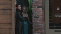 4x03 Killian Jones Elsa ruelle Storybrooke