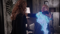 5x21 Hadès Zelena (Storybrooke) cristal olympien mort Dieu des Enfers cri
