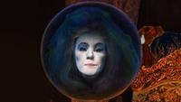 Madame Leota Le Manoir Hanté The Haunted Mansion Walt Disney World mini