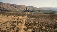2x01 désert palais d'Aurore Belle au Bois Dormant
