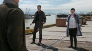 6x02 David Nolan Mary Margaret Blanchard confrontation Edmond Dantès Comte de Monte-Cristo port de Storybrooke