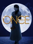 Once Upon a Time Season 3 Poster Belle