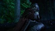 1x19 Rumplestiltskin peur effroi quitter Baelfire fils regret