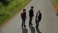 6x03 Henry Mills Killian Jones Emma Swan route nulle part hors échiquier