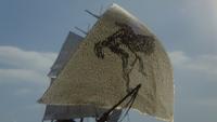 3x05 Jolly Roger voile de Pégase