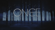 Once Upon a Time logo titlecard générique épisode 4x02