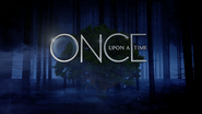 Once Upon a Time logo titlecard générique épisode 6x11