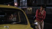 1x03 Storybrooke Mary Margaret Emma voiture jaune