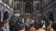 2x16 Prince Henry Sr Cora Regina Roi Xavier présentation couronnement cour château