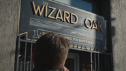 4x17 devanture boutique Walsh The Wizard of Oak Le Magicien des Ormes