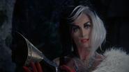 4x11 gantelet magique Cruella d'Enfer