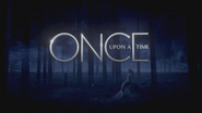 Once Upon a Time logo titlecard générique épisode 3x06