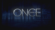 Once Upon a Time logo titlecard générique épisode 3x07