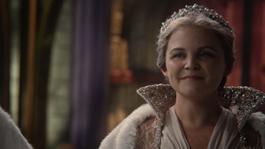 Reina Nieve Reino del Deseo