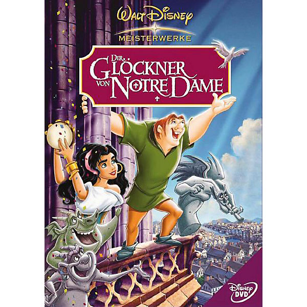Der Glöckner Von Notre Dame Disney