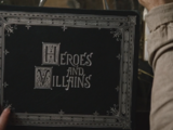 Livre de contes/Des Héros et des Méchants