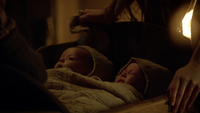 6x12 jumeaux naissance Prince David Prince James