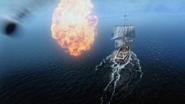 4x22 Jolly Roger Réécriture feu