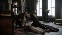 5x19 Manoir Cora Henry Sr inquiets inconsicente jeune Regina