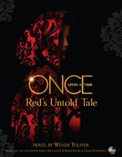 Once Upon a Time Red's Untold Tale couverture cover