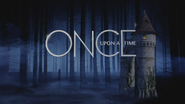 Once Upon a Time logo titlecard générique épisode 4x21