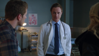 1x15 Dr Whale David Nolan Emma Swan amnésie forêt de Storybrooke diagnostic