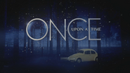 Once Upon a Time logo titlecard générique épisode 4x08