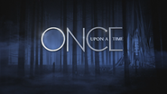 Once Upon a Time logo titlecard générique épisode 6x02