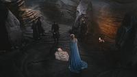 4x03 grotte caverne vallée du nord Hans frères Îles du Sud Kristoff Elsa Reine des Neiges urne magique liquide