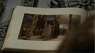 4x22 page livre de contes mariage Blanche-Neige Prince Charmant