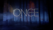 Once Upon a Time logo titlecard générique épisode 6x19