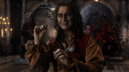 2x20 Rumplestiltskin sourire amusement fleurs