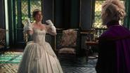 4x11 Anna robe de mariée mariage Elsa