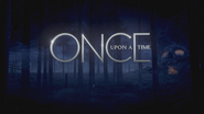 Once Upon a Time logo titlecard générique épisode 3x08