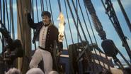 3x05 Killian Jones Rebéllion Capitaine Crochet Jolly Roger