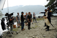3x05 Photo tournage 9