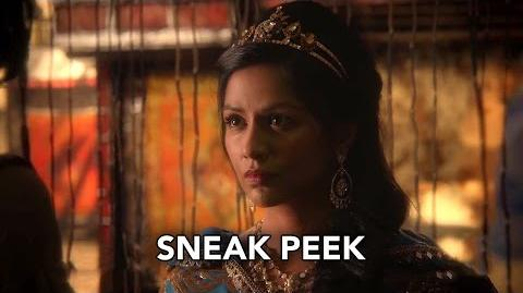 "Once Upon a Time 6x05 Sneak Peek 2 ""Street Rats"" (HD) Jasmine and Aladdin Meet"