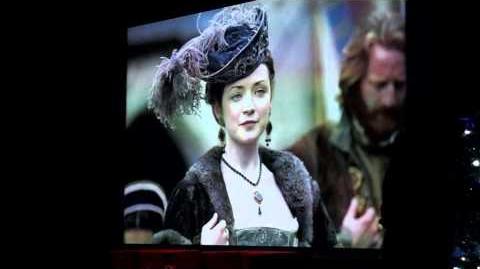 BA Sarah Bolger et David Anders - Fairy Tales 2013