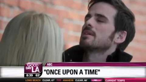 "Once Upon a Time 4x01 Sneak Peek HQ) ""Tale Of Two Sisters"" Season 4 Episode 1 Sneak Peek"