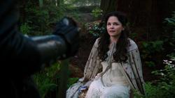 1x07 Chasseur main dague poignard Blanche-Neige