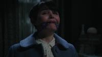 1x17 Mary Margaret Blanchard baillonée manoir de Jefferson