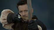 6x10 Robin de Locksley des Bois flèche visée