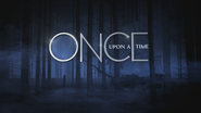 Once Upon a Time logo titlecard générique épisode 2x04