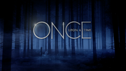 Once Upon a Time logo titlecard générique épisode 6x07