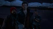2x22 M. William Mouche Killian Jones Capitaine Crochet matelot Jolly Roger arrivée Enfants Perdus